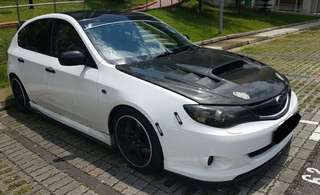 Subaru Impreza V10 SG