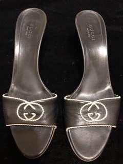 🚚 Gucci高根拖鞋