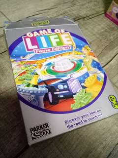 Game of life fame edition #blessing