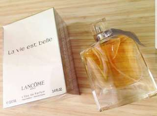 Parfume Lancome soft sweet 100ml (segel)