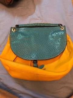 Miu Miu Ostrich Bag