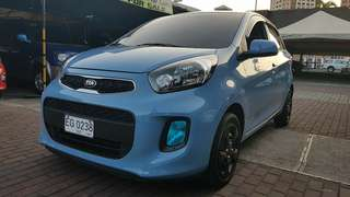 2016 KIA Picanto Alice Blue