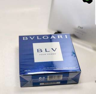 Parfume Bvlgari blue 100ml (segel)