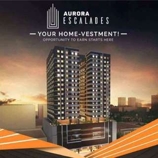 Condominium Aurora Escaldes in Cubao