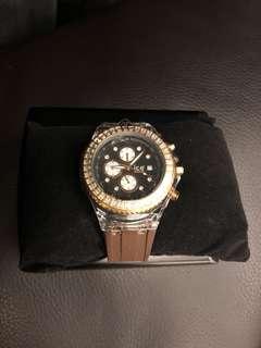 ICE WATCH 水晶石錶面,錶面保護膜冇開過