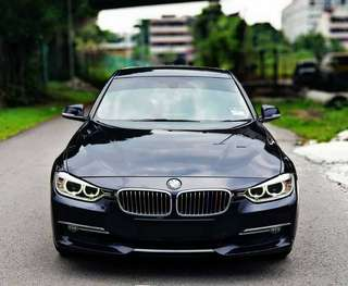 BMW F30 328i TWIN TURBO