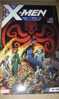 X-Men Blue Volume 3 (Toil and trouble)