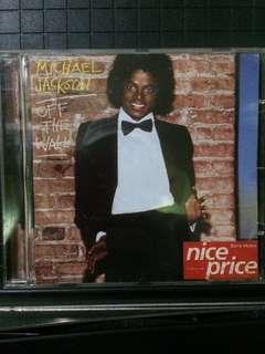 Cd 81 MJ Michael Jackson