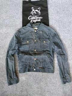 paul smith trucker jacket