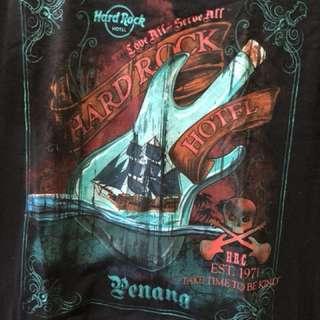 Authentic HRH Penang t-shirt