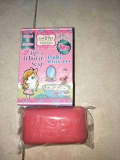 Alpha Arbutin Soap / OMO White Soap