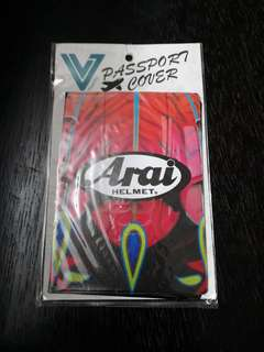 Arai Scott Russell Passport Cover