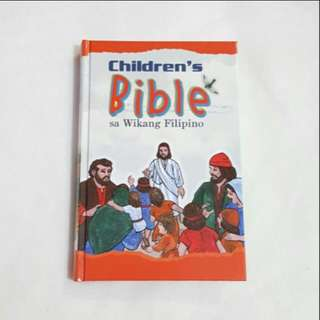 Children's Bible sa Wikang Filipino