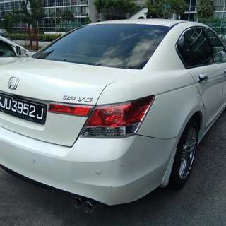 HONDA ACCORD 3.5(A) V6 2008