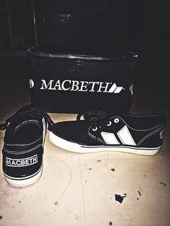Macbeth Langley Black Cement ORIGINAL