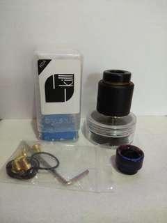 RDA TM Skill 24 with Driptip Resin