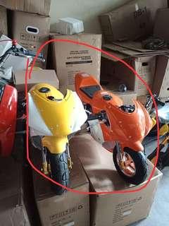 Motor mini gp 49cc