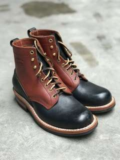 Sepatu Boots alternative country japan