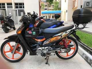 Honda wave 125