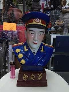 """中國十大元帥""""徐向前""""像"""