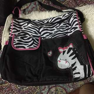 bag for your baby's stuff ♥️ (good as new)