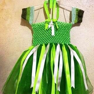 Green Tutu Dress
