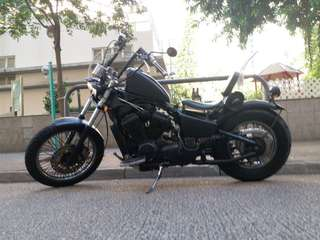 Honda Steed 600 Bobber