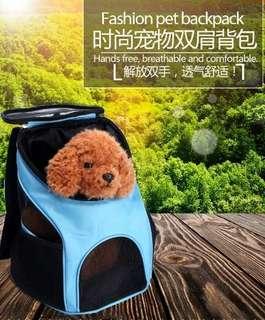#寵物各式商品系列   #葆李廠  U-043120558850 #L李的毛小孩  4426 寵物便攜雙肩貓狗包