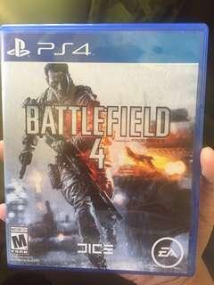 BATTLEFIELD 4 PS4 GAMES