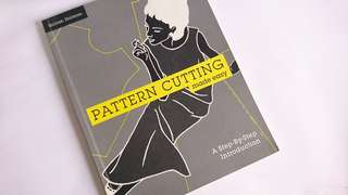 Pattern Cutting Made Easy Gillian Holman fashion and design