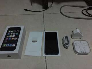 Iphone 5s 16gb ( space grey)