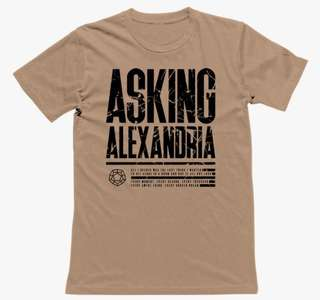 Kaos band into the fire asking alexandria