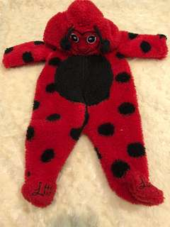 Lady Bug Bodysuit