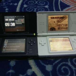 Refurbished Nintendo Ds Lite+ 200+ Games