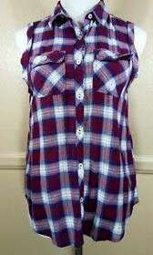 Forever21 plaid flanel