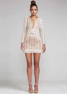 BNWT - Eliya The Label - Baxter Dress - White