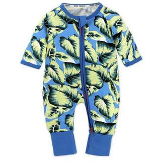 Baby Kids Boys Girls Caladium Sleepsuit (Newborn - 2years)