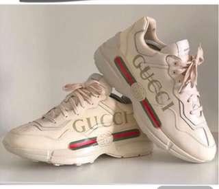Gucci rubber(Authentic)