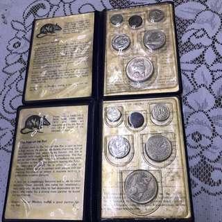 1984 Singapore Coin