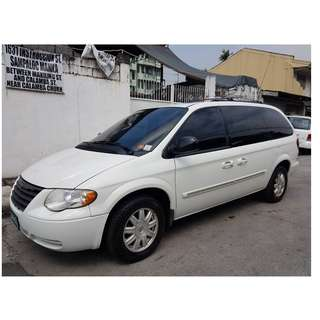 2007 Chrysler Town and Country AT