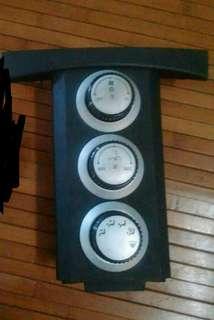 Panel aircond controller