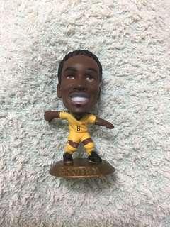 加納 艾辛 世界盃國家隊足球經典球星公仔 Essien Ghana