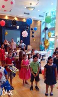 Kiddie Party Packages. Event Coordinator. Party Organizer. Party Needs