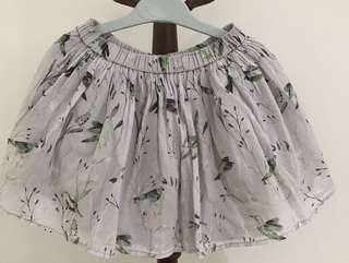 GAP Kids Skirt Grey