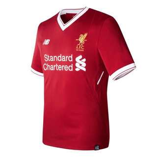 Liverpool 2017 Home jersey