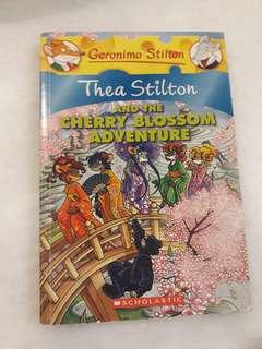 Thea Stilton & The Cherry Blossom Adventure