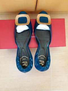 Roger Vivier Shoes ballerina chips size 39.5