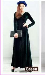 Hari Raya Muslimah Dress or Evening Wear Gown