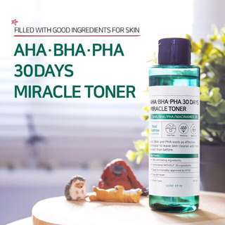 (Out of stock) Miracle Toner SOMEBYMI (30days)