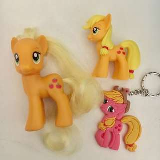 MLP Apple Jack Set
